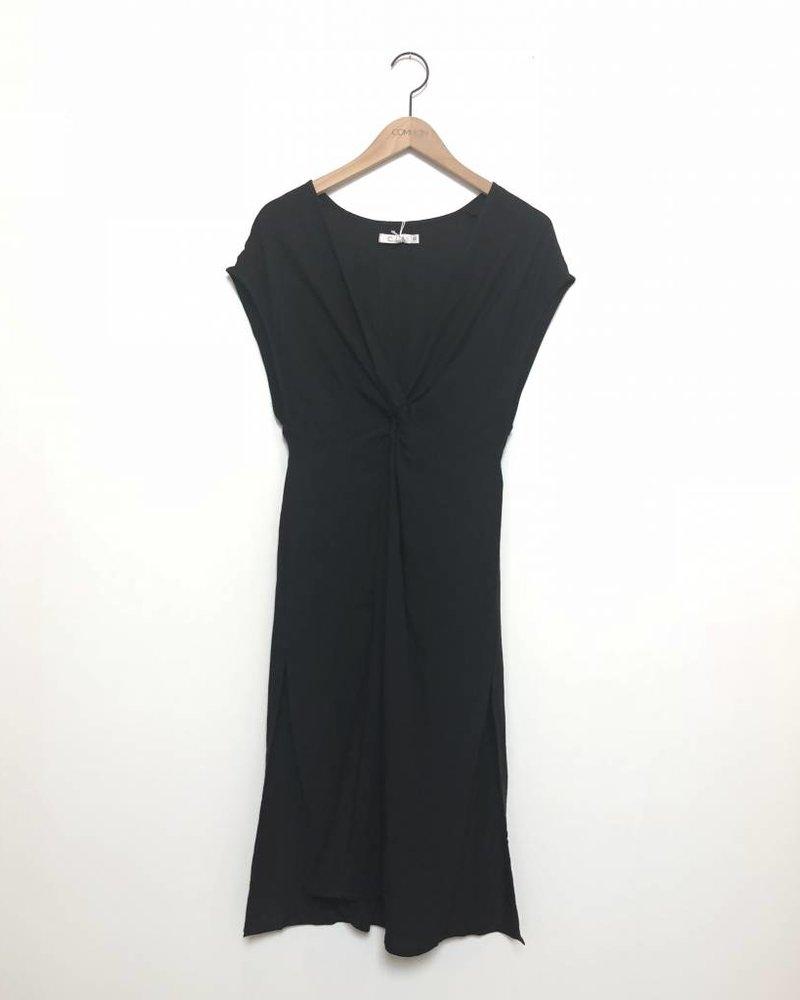 JOANNA DRESS BLK