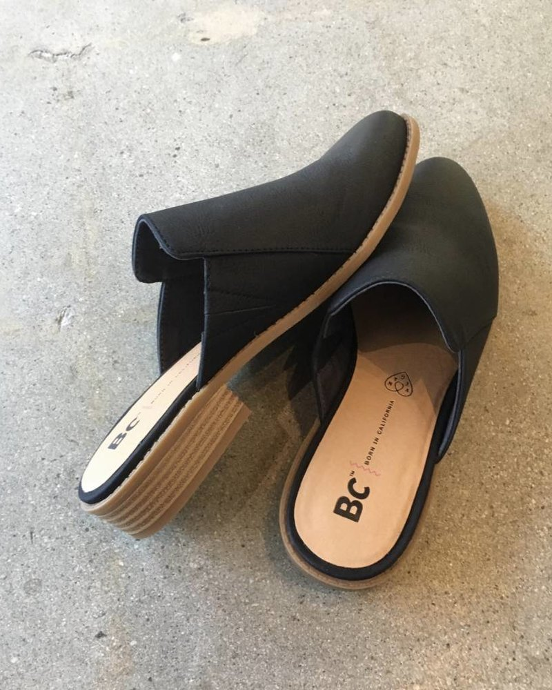 LOOK AT ME SLIDES BLK