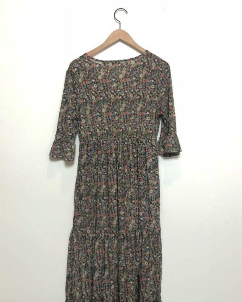 JANE FLORAL DRESS