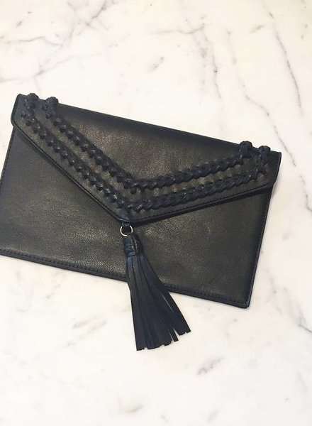 LANA BRAIDED CLUTCH