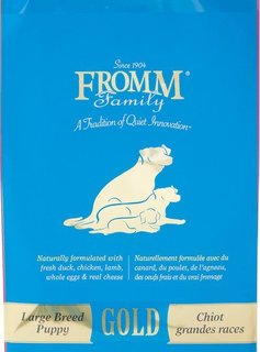 Fromm Family Gold Holistic Large Breed Puppy Dry Dog Food