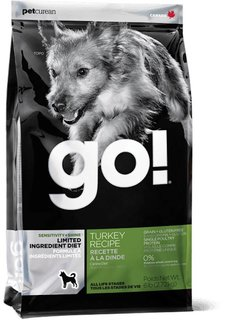 Go! Sensitivity + Shine Grain-Free Formulas Dry Dog Food (Multiple Flavors & Sizes)