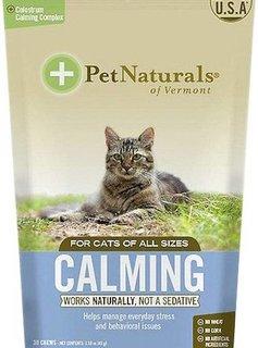 Pet Naturals of Vermont Calming Cat Chews