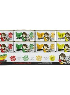Weruva BFF Flavor Multipack Canned Cat Food (Multiple Sizes)