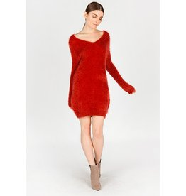 Party Sweater Dress