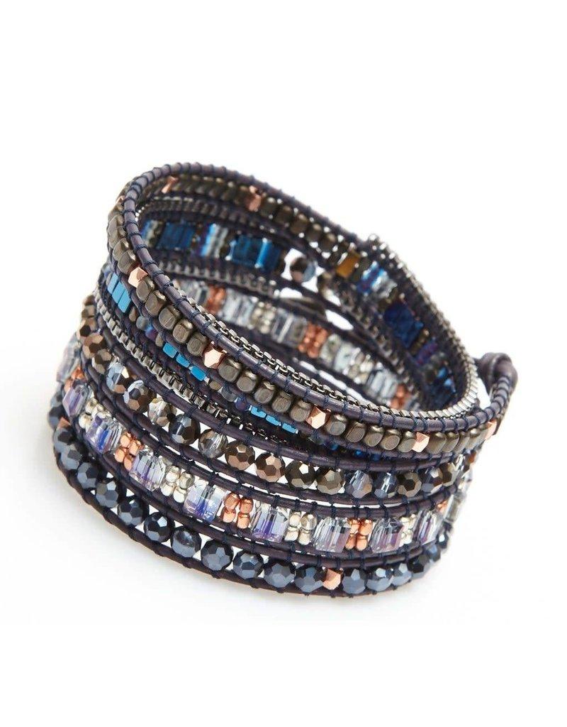 Chan Wrap Bracelet