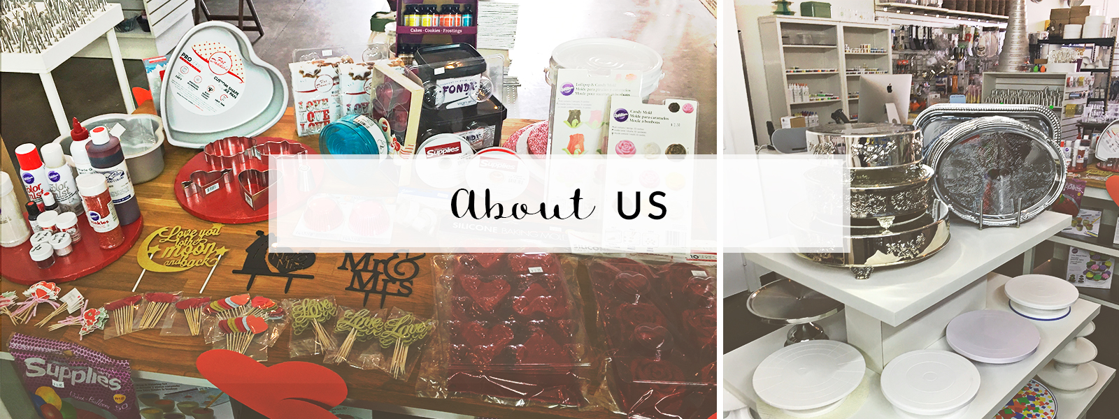 where we make baking and decorating easy
