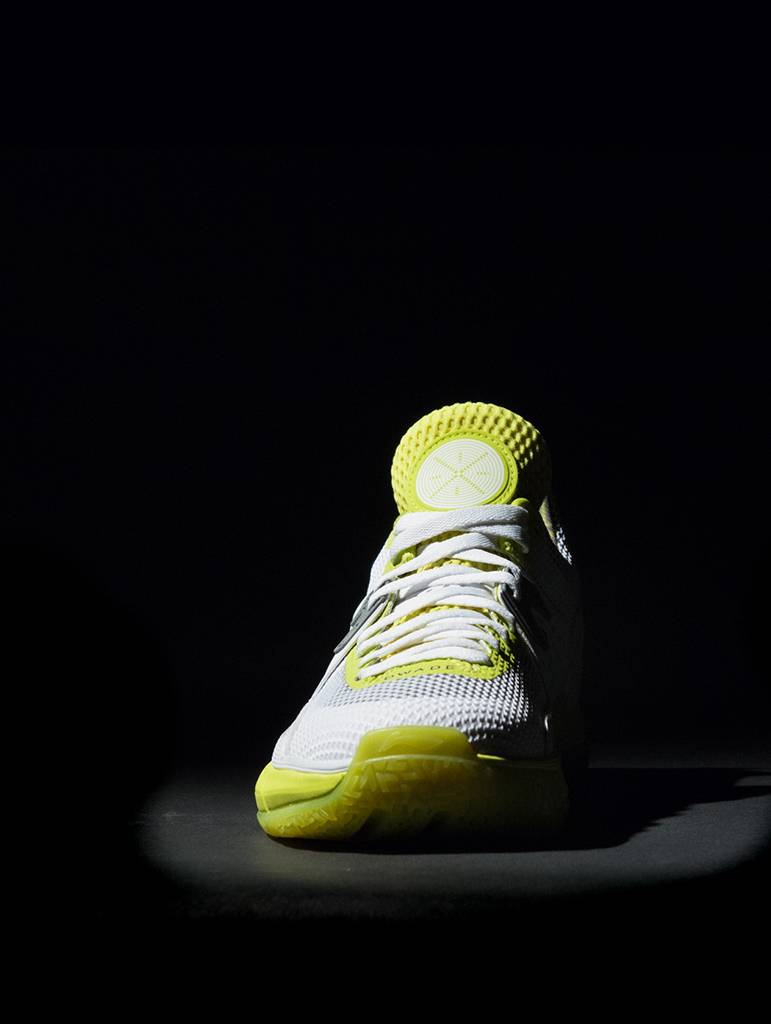 Way of Wade White Volt