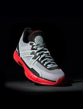 Way of Wade Grey & Lava Red