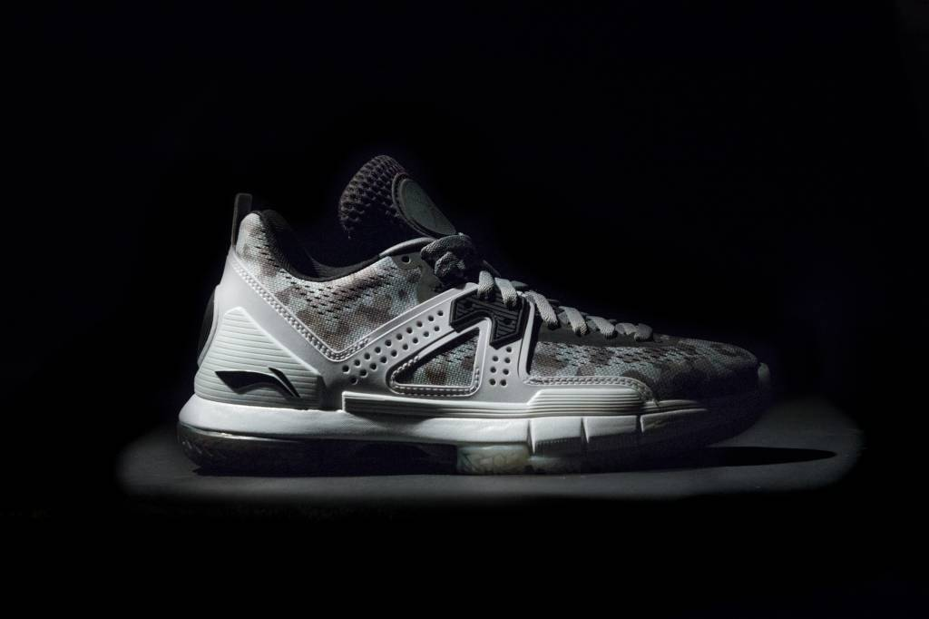 Way of Wade Grey Camo