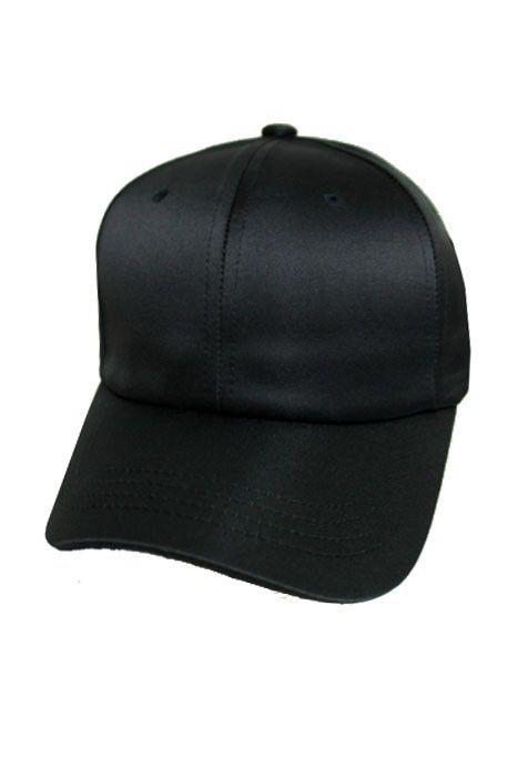 Satin Ball Cap