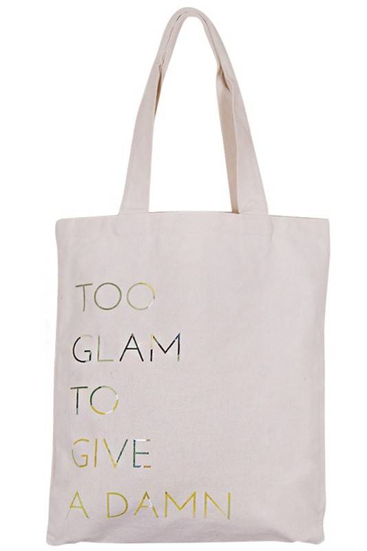 Too Glam Tote