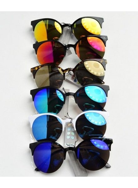 Shoptiques Too Hot To Handle Sunnies