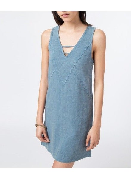 Shoptiques Victoria Linen Shift Dress