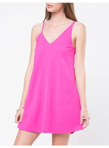 Shoptiques Ladder Back Swing Dress