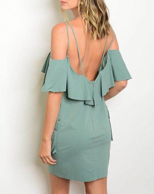 Shoptiques Olivia's Pocket Dress