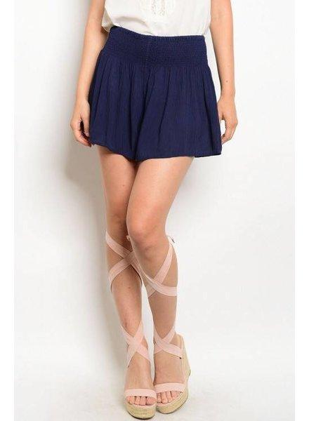 Shoptiques Trista Gauze Shorts