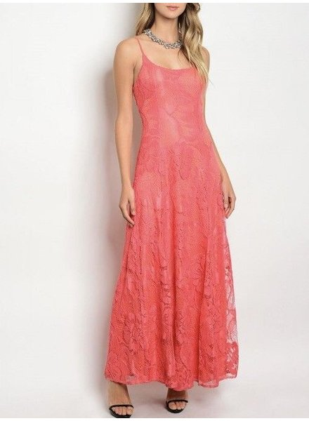 Shoptiques Jailee Maxi Dress