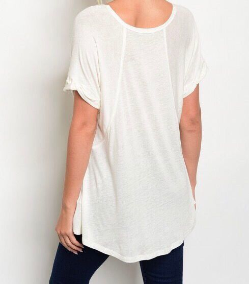Shoptiques Basic Swing Tee