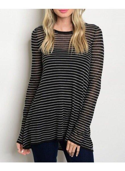 Shoptiques Cozy Summer Knit Top