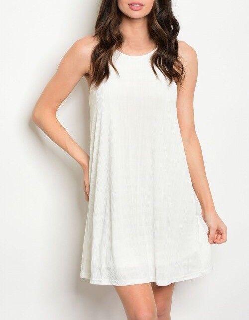 Shoptiques Sleeveless Shift Dress
