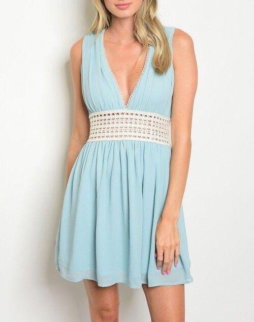 Shoptiques Celtic Knot Crochet Dress