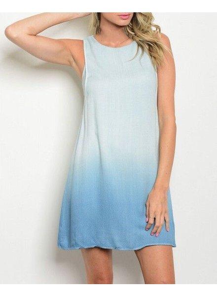 Shoptiques Ombre Sleeveless Dress