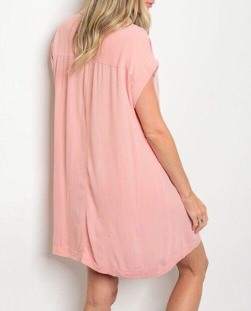 Shoptiques Pullover Pocket Dress
