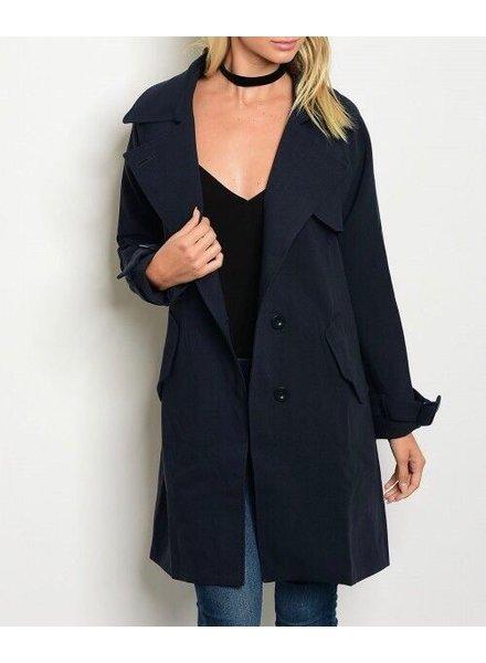 Shoptiques Charlotte Trench Coat