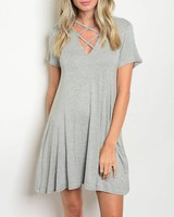 Shoptiques Lacey Gracey Shirt Dress