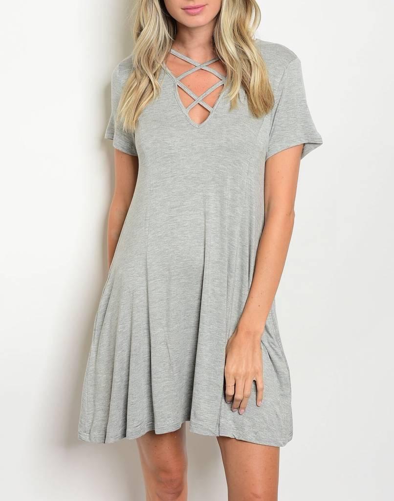 Shoptiques Lacey Gracey Shirt Dress