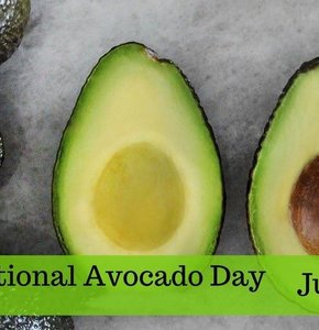 National Avocado Day!