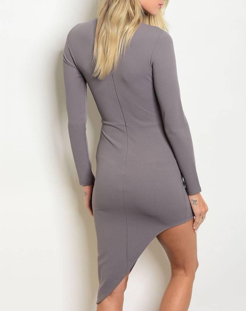 Shoptiques Mock Neck Dress