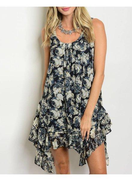 Shoptiques Melody Floral Dress