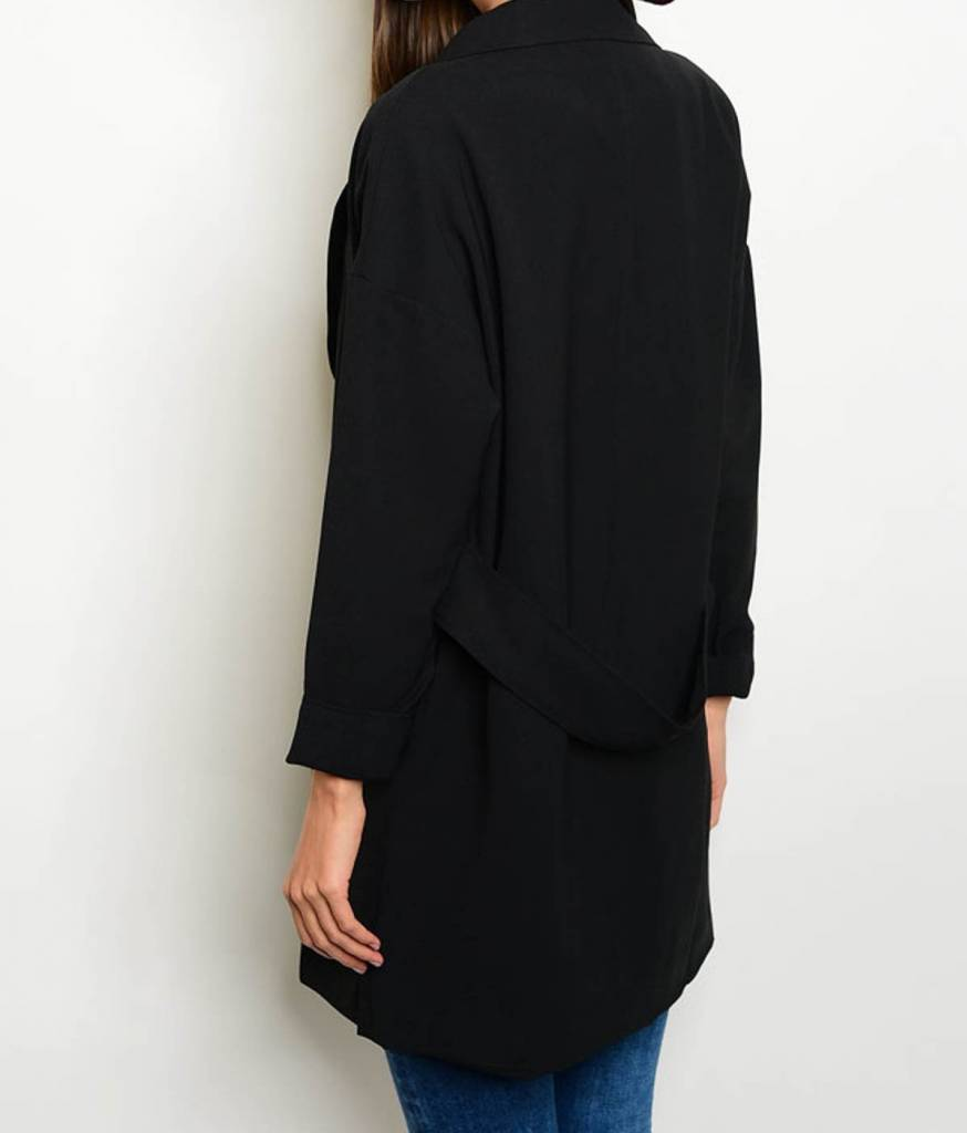 Shoptiques Lets Fall In Love Jacket