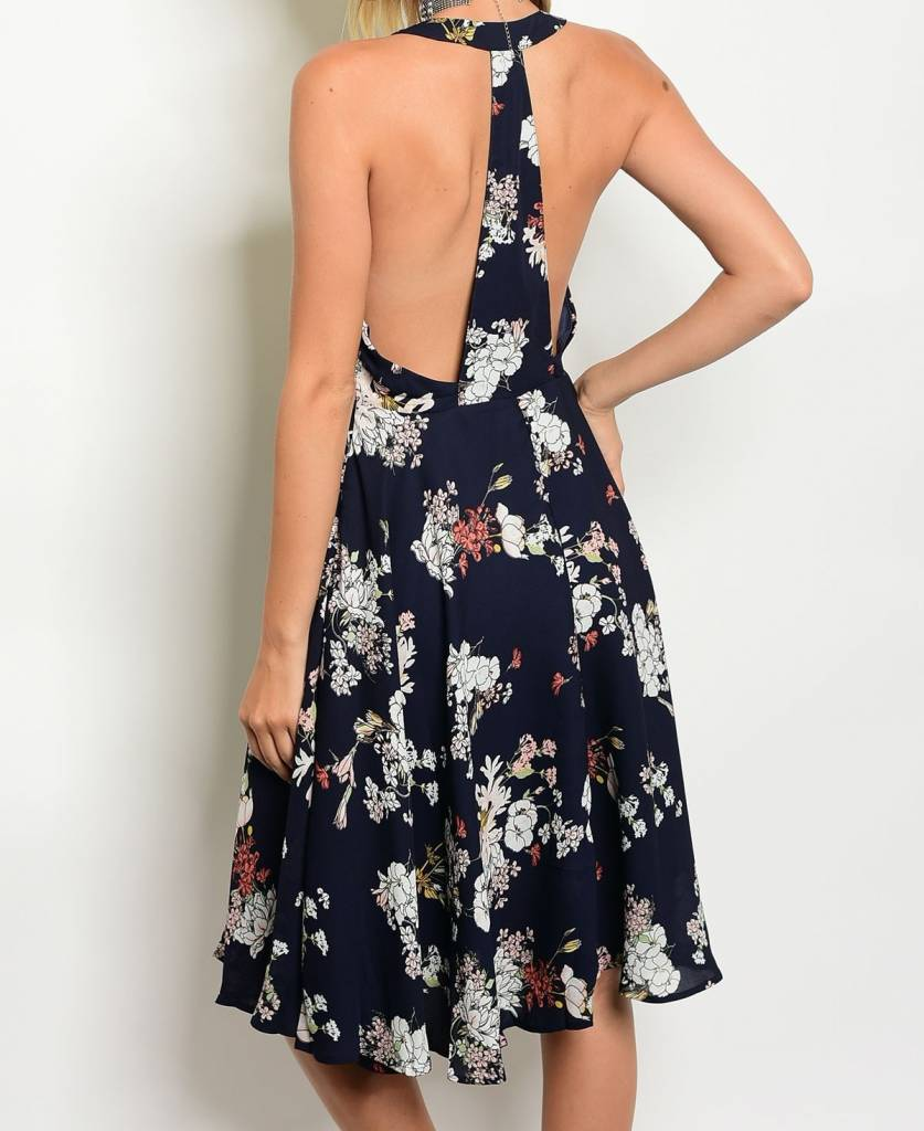 Shoptiques Rubi Floral Dress