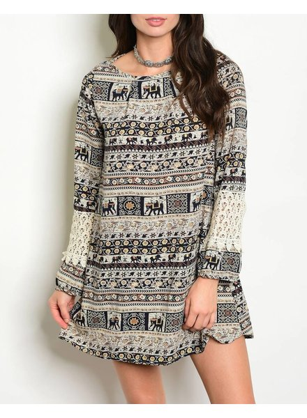 Shoptiques Elle Shift Dress