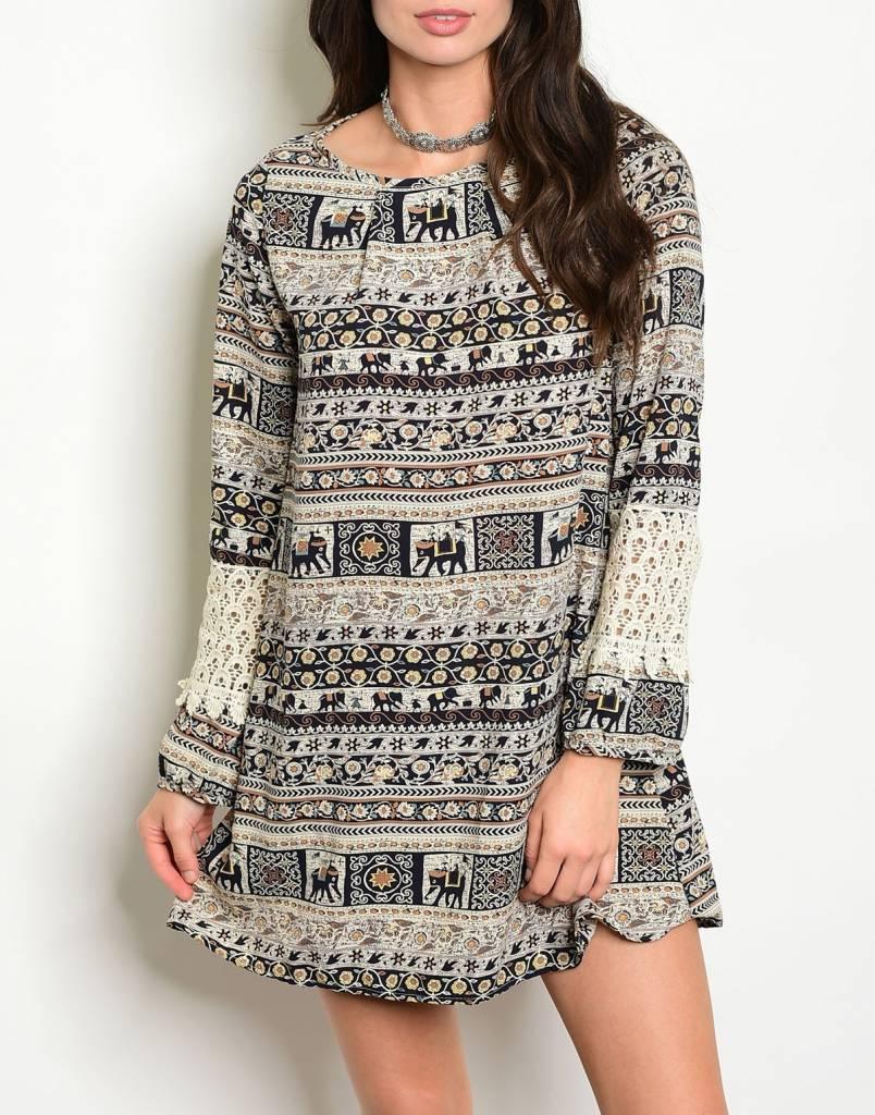 Shoptiques Elle Shift Dress