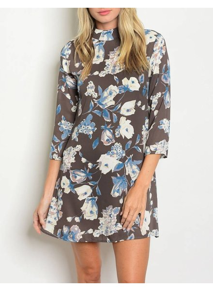Shoptiques Velma Floral Dress