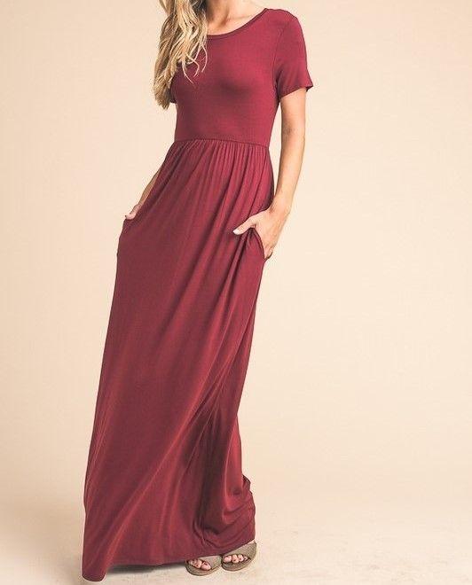 Shoptiques Kelsey Maxi Dress