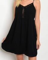 Shoptiques Yandy Crochet Dress