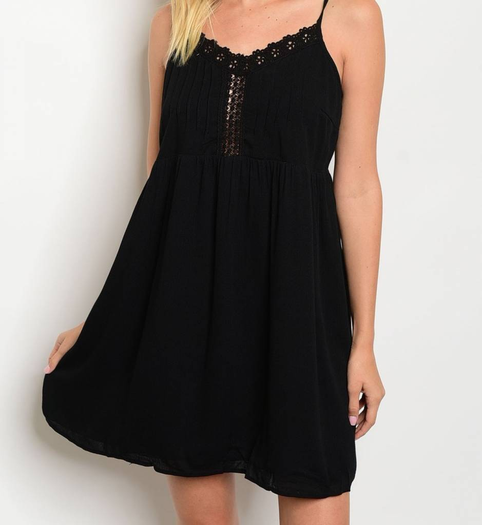 Shoptiques Yandy Crochet Dress
