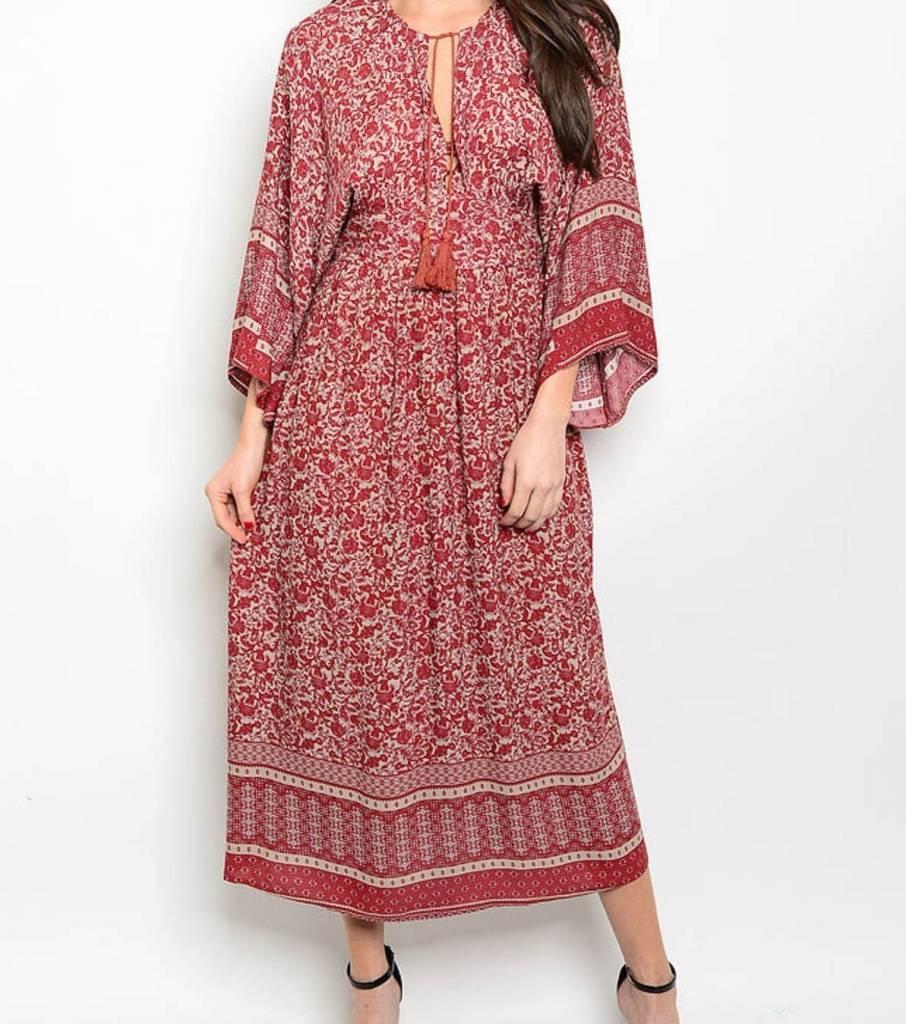 Shoptiques Sasha Midi Dress