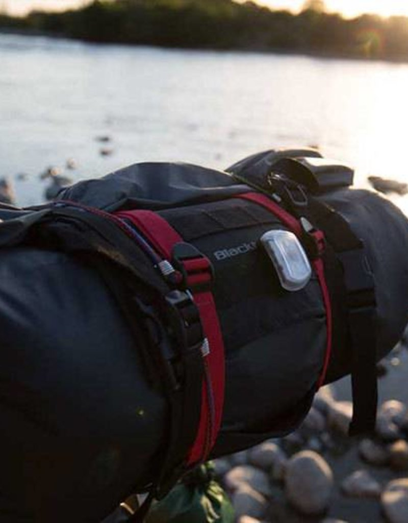 Blackburn Outpost Handlebar Roll w/ Dry Bag Black