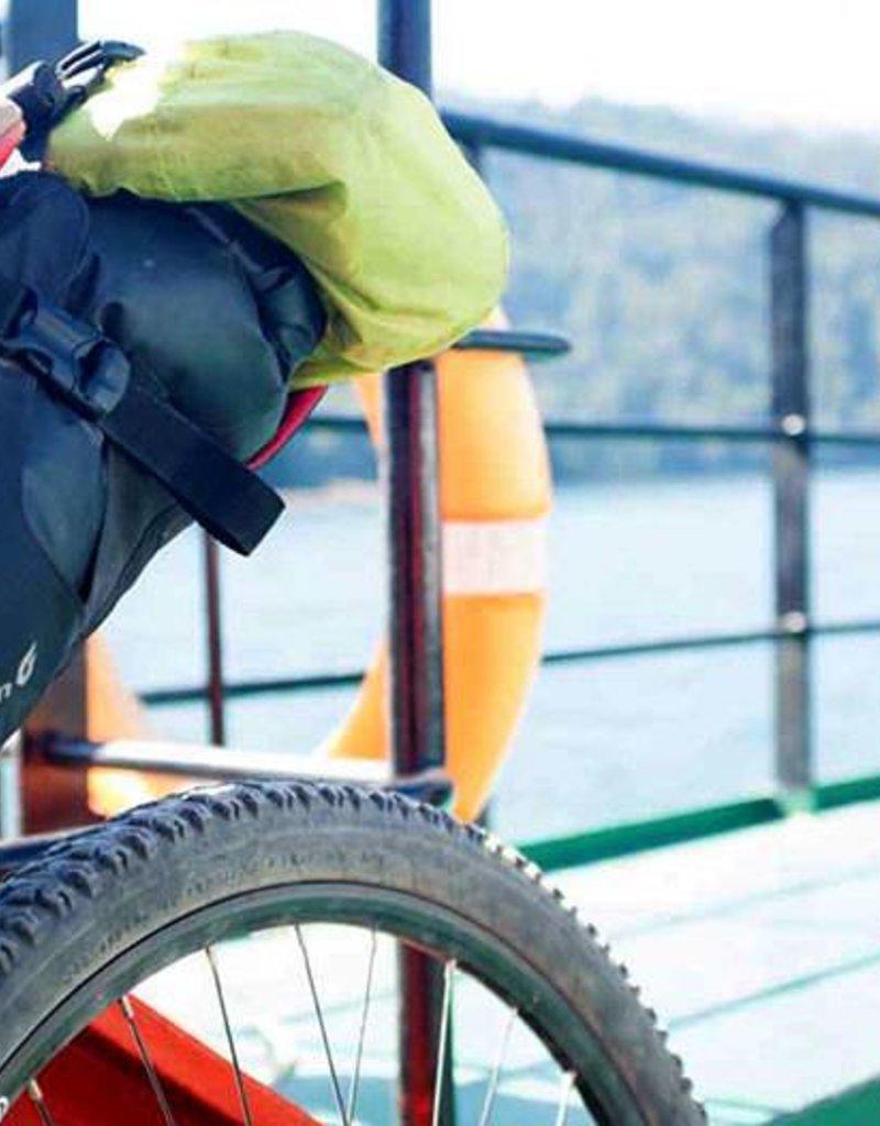 Blackburn Outpost Seat Pack w/ Dry Bag, Black