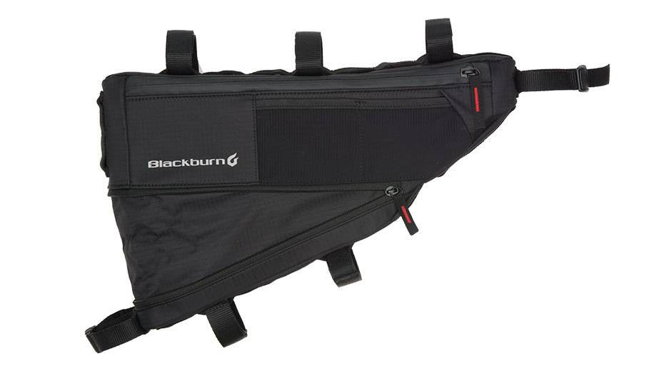 Blackburn Outpost Frame Bag Md Black