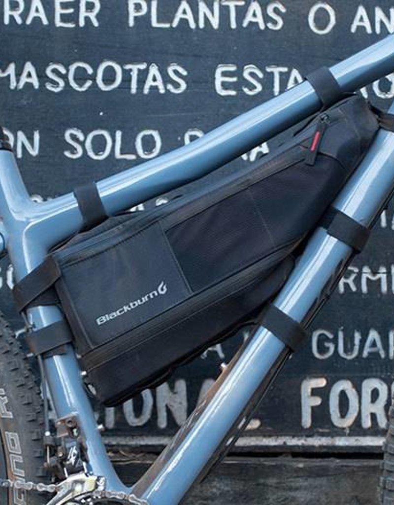 Blackburn Outpost Frame Bag Md Black