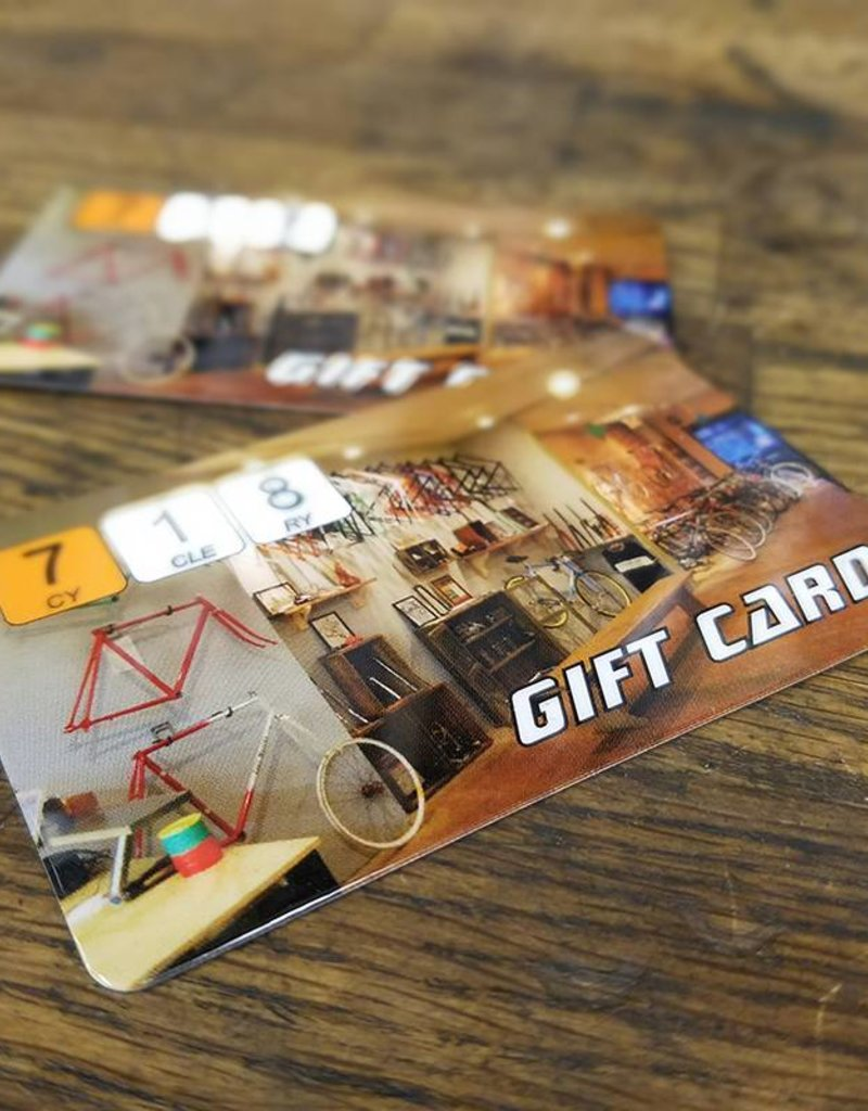 718 Stuff 718 Cyclery Gift Card