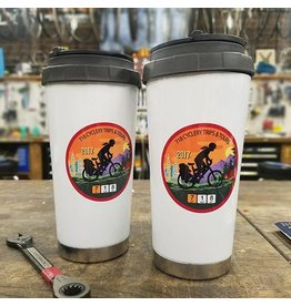718 Trips Travel Cup