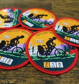 718 Stuff 718 Trips Patch 2017